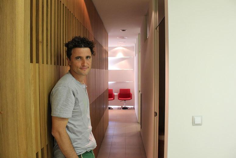 foto Xevi Verdaguer, fisioterapeuta, posturòleg i psiconeuroimmunòleg - 3