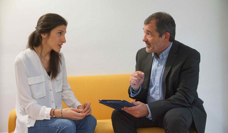 Mireia Segarra i Francesc Cruz